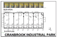 LIGHT INDUSTRIAL / BUSINESS PARK PHASE 1 OF 3 – Cranbrook, BC